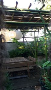 GAZEBO IN BAMBU'