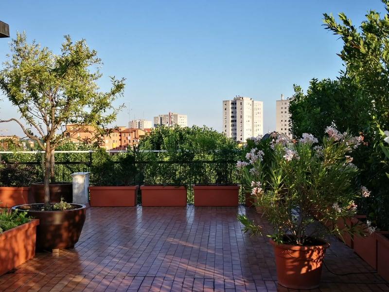 terrazzo mediterraneo a milano